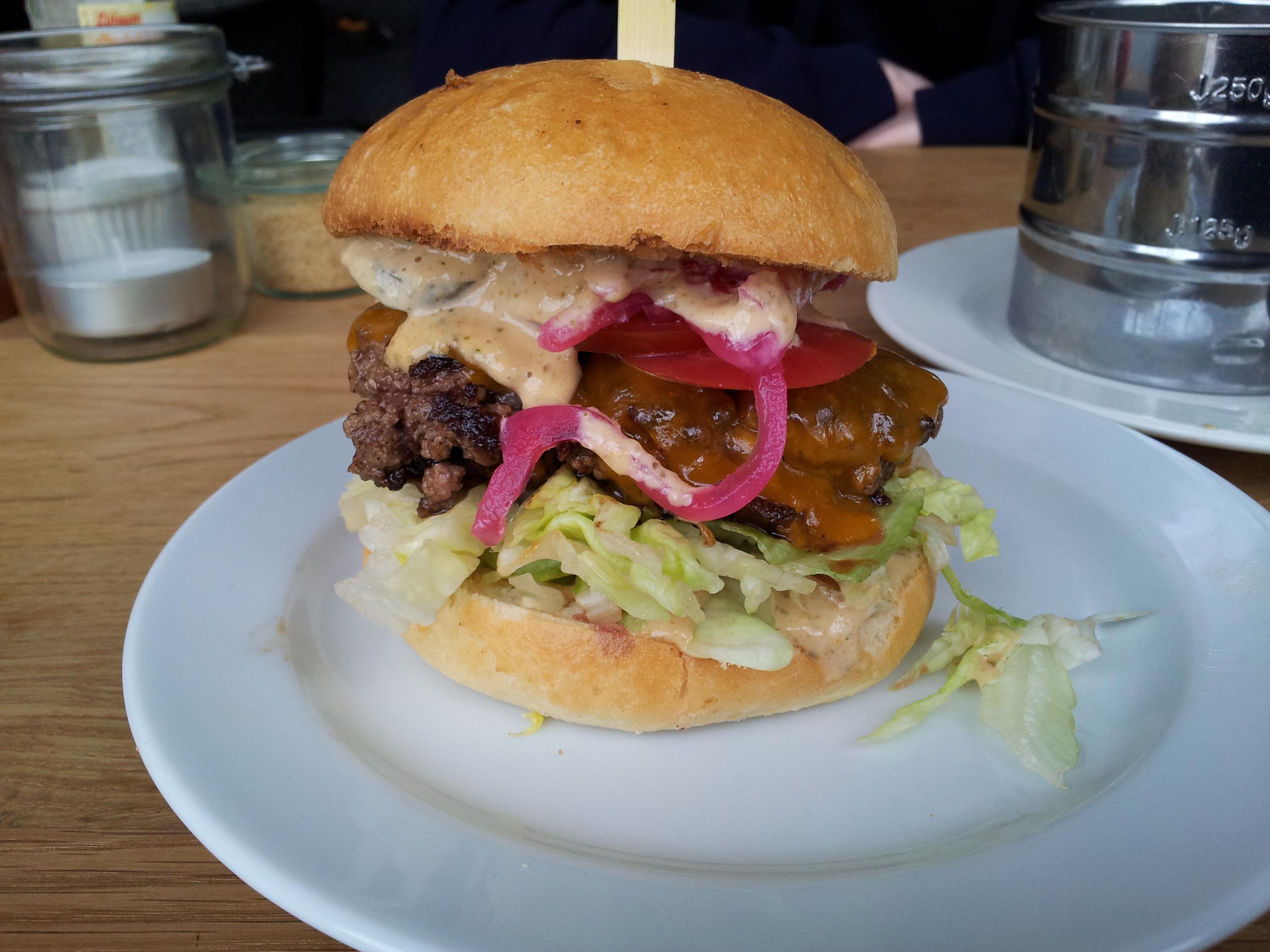 Classic Burger (im Profil)