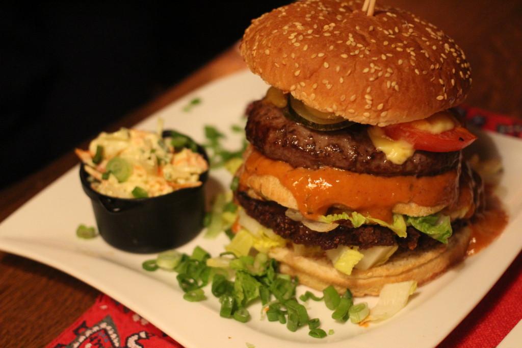 giant-burger: 16,- Euro